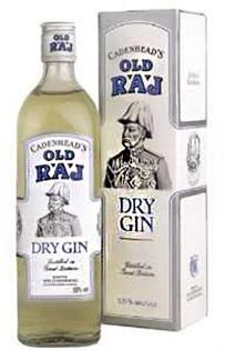 Cadenhead's Gin Dry Old Raj 92@ 750ml
